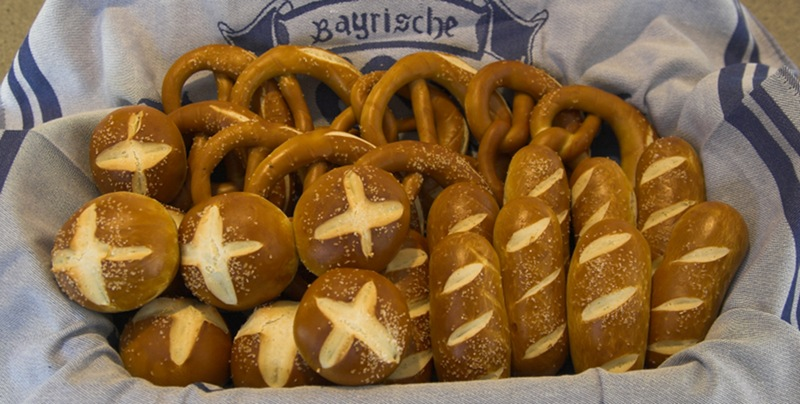 Brezels and other Laugengebäck - German brewing and more
