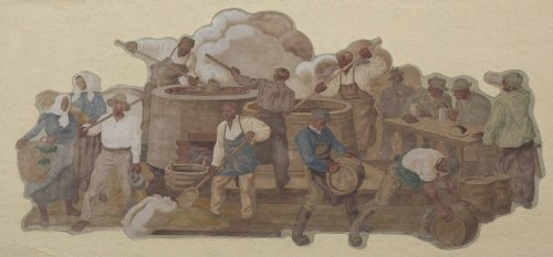File:Decoction mashing mural.jpg